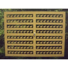 Large Fairground Duck Shoot Reactive target  DISCONTINUED.  LAST FEW AVAILABLE