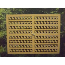 LARGE FAIRGROUND SQUIRREL SHOOT Reactive Target DISCONTINUED.  LAST FEW AVAILABLE