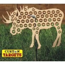 Moose Reactive Target