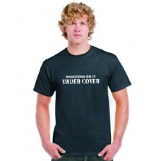 SHOOTERS DO IT Under Cover T SHIRT