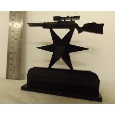 STAR SHOOTER or MARKSMAN AWARD TROPHY